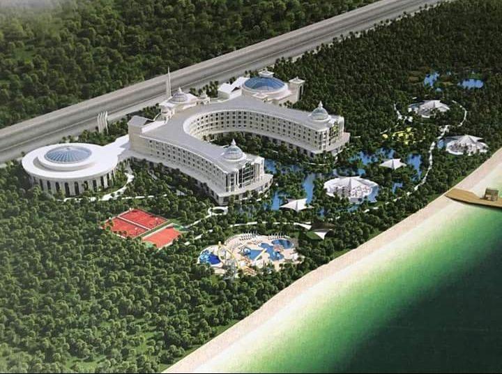 5* Отель Казино на Кипре
