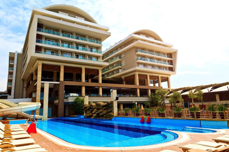 Халяль отель в Алании