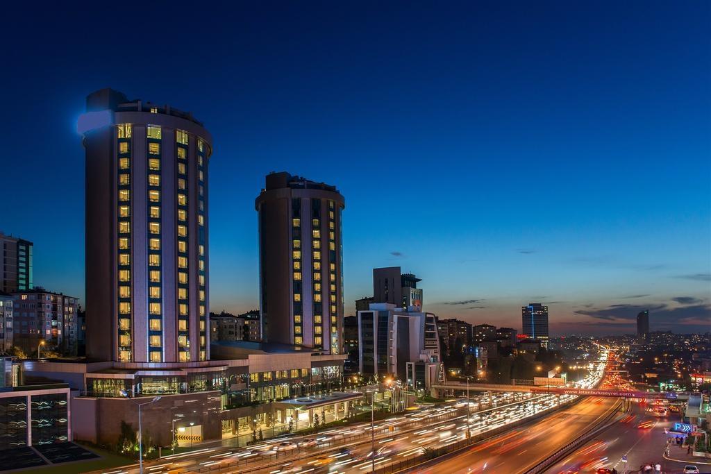 5* отель в Стамбуле